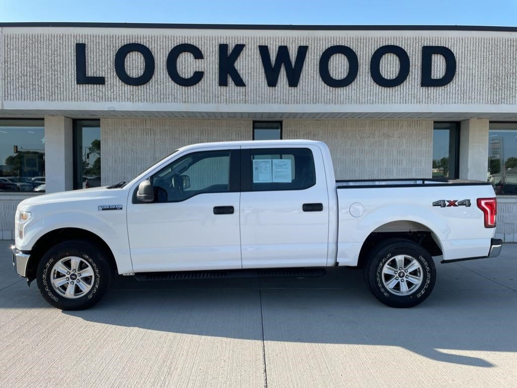 Used 2015 Ford F-150 XL with VIN 1FTEW1EF6FKE04831 for sale in Marshall, Minnesota
