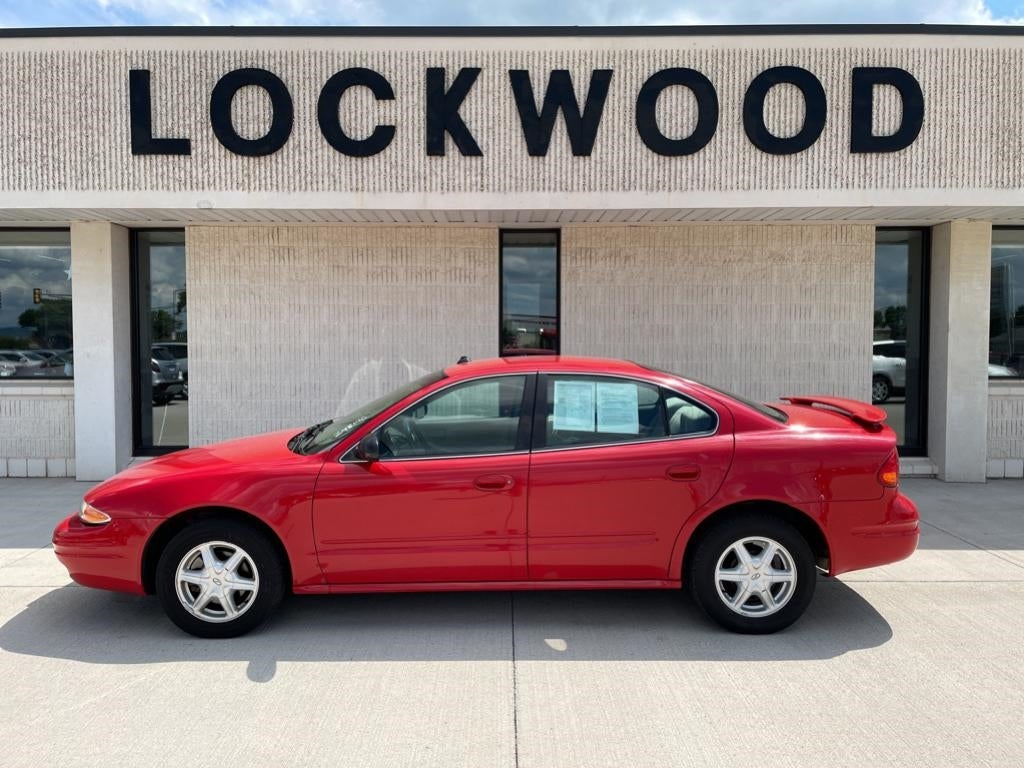Used 2003 Oldsmobile Alero GL1 with VIN 1G3NL52E03C323339 for sale in Marshall, Minnesota
